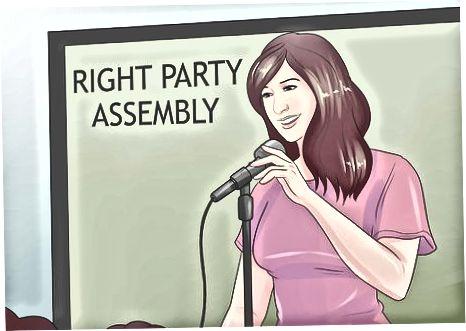 Primanje političkog imenovanja