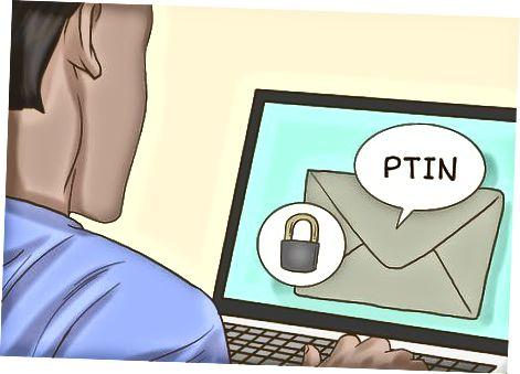 PTIN olish uchun murojaat qilish