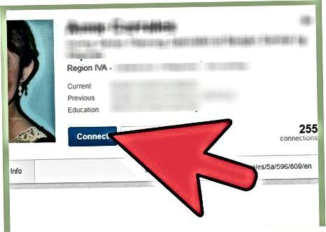 LinkedIn-dan qidirish orqali ulanishlarni qo'shish