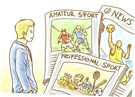 Sport agenti bo'lishga tayyorgarlik