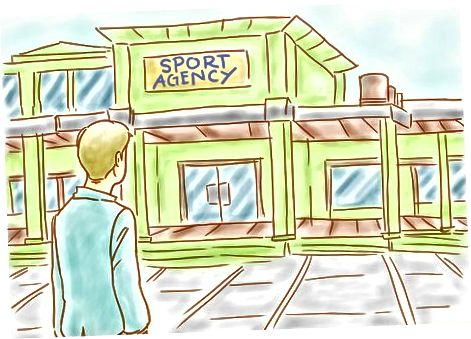 Sport agenti sifatida ishlash