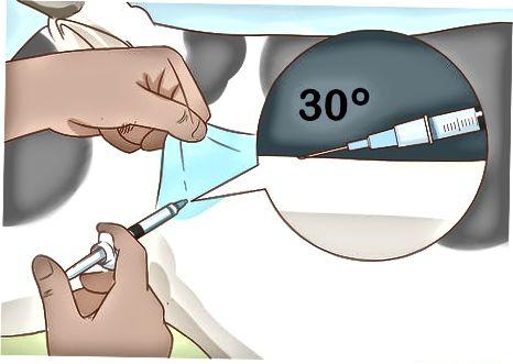 Davanje potkožne (SQ) injekcije