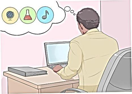 Diskuter karriereindstillinger
