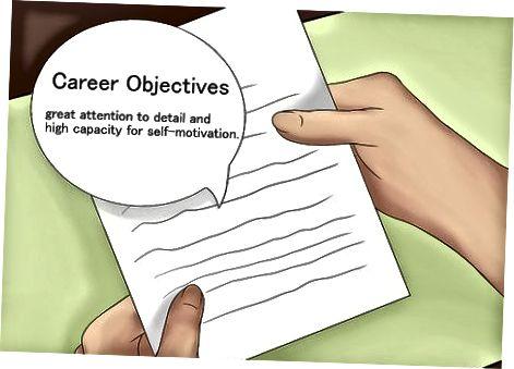 Pisanje čvrstog cilja