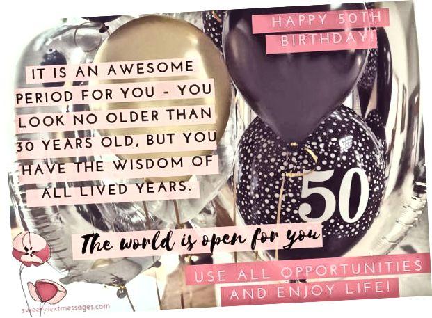 اقتبس أتمنى عيد ميلادك 50 عيد ميلاد سعيد