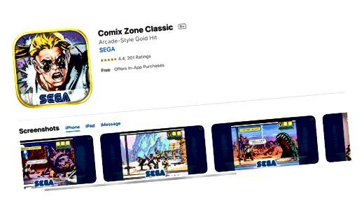 Comix Zone Classic
