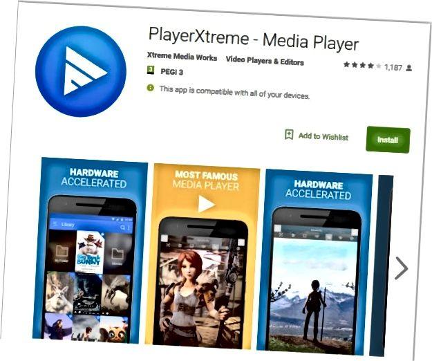 Cinque eccellenti app per la riproduzione di film per Android3