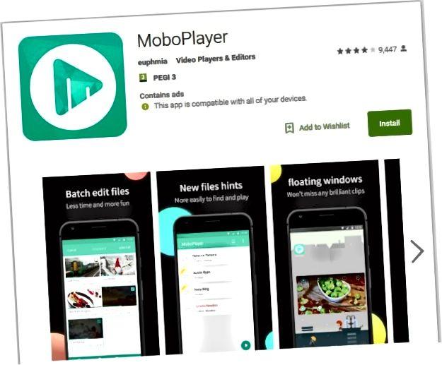Cinque eccellenti app per la riproduzione di film per Android4