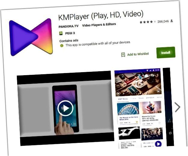 Cinque eccellenti app per la riproduzione di film per Android5