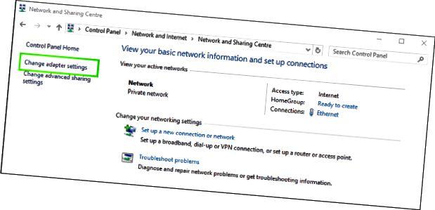 Hvernig á að laga ERR_NETWORK_CHANGED villu í Windows 2