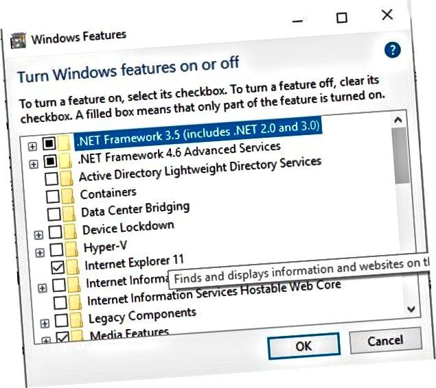 Windows 10-2-də Internet Explorer-a necə daxil olmaq olar
