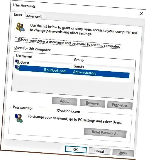 Hur man stoppar lösenordsmeddelanden i Windows 10-2