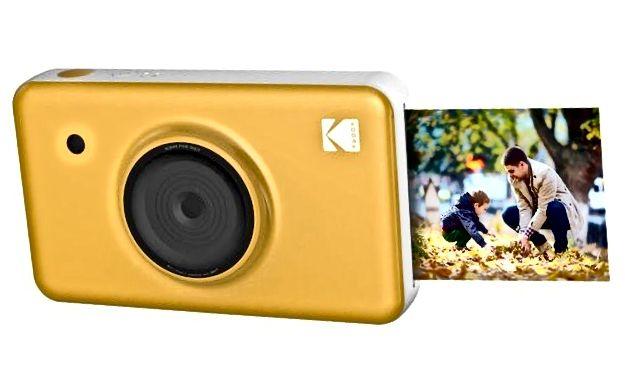 Kodak Mini SHOT Sofortbildkamera