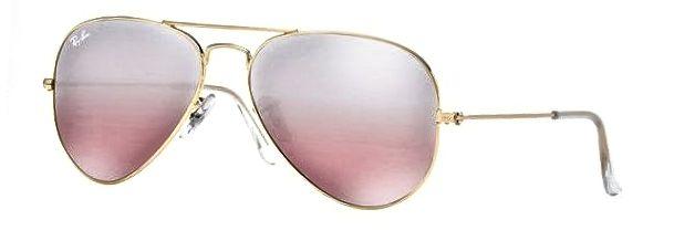 RayBan 3025 Verspiegelte Sonnenbrille