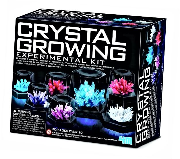 Eksperiment kristalnog uzgoja