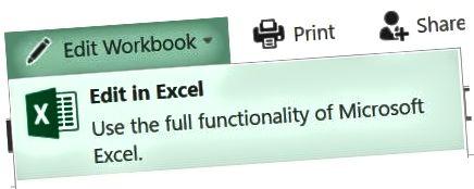 redigera i Excel