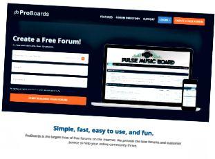 Forumi ProBoard