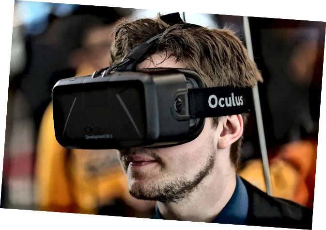 Oculus VR Test