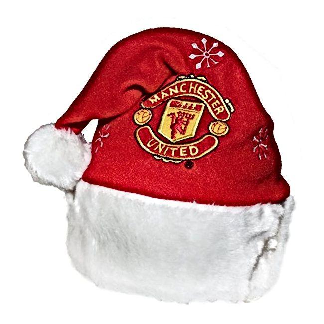 Manchester United Novost Božićni šešir