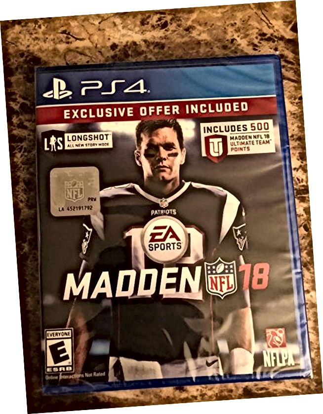 Ograničena izdanja Madden NFL 18 (PS4)