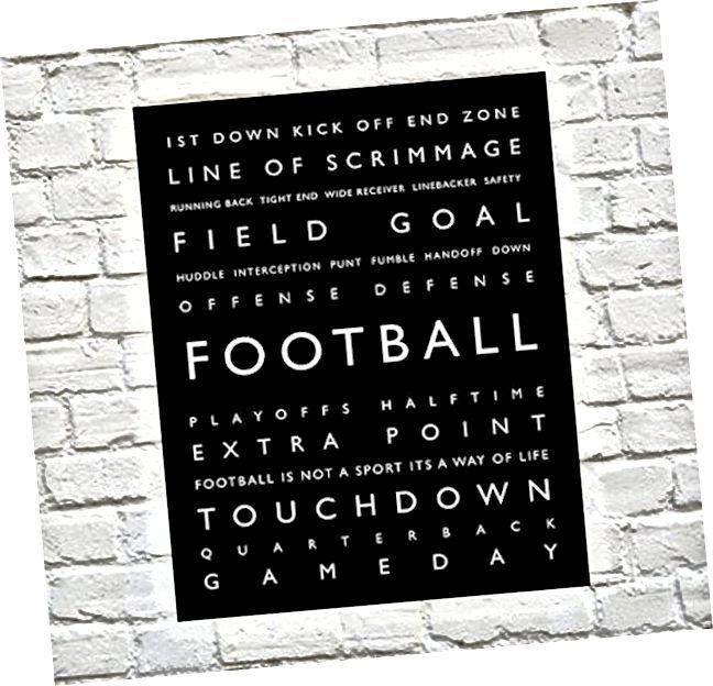 Nogometni poster