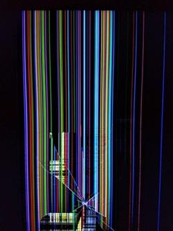 Zlomená obrazovka