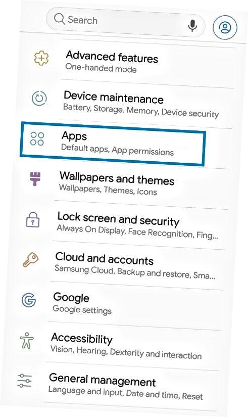 Samsung Galaxy J7 Pro håller på att starta om