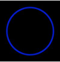 plavi prsten
