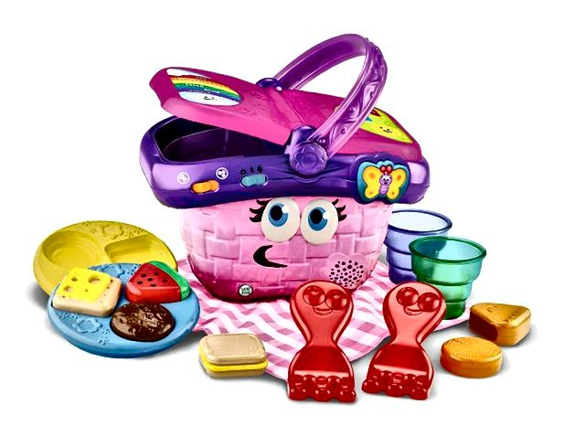 LeapFrog oblici i dijeljenje košara za piknik