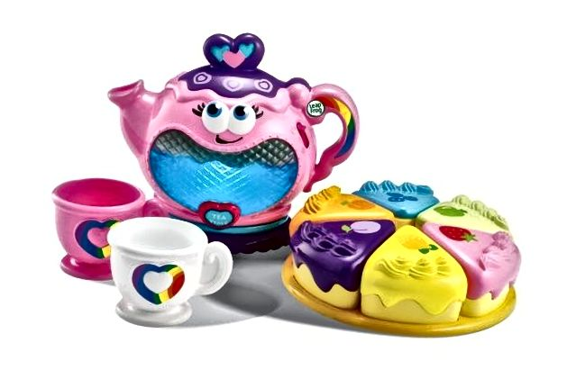 LeapFrog Musical Rainbow čajni set