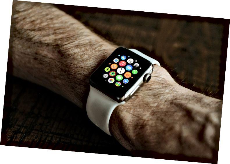 Använd kartor på apple watch