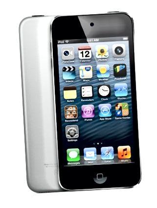 Ny iPod touch
