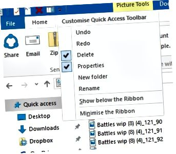 Datei Explorer 10