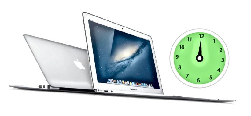 2013 MacBook Air Battery Life Test