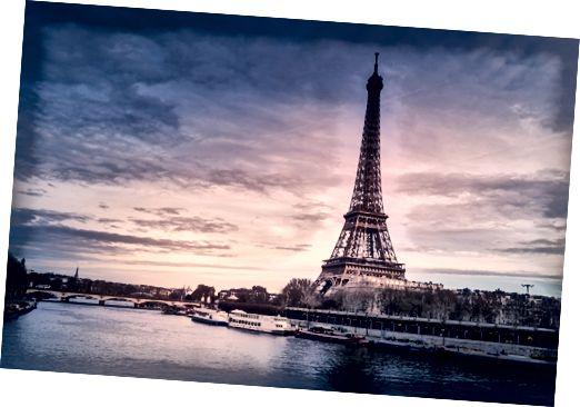 Du kommer alltid att ha Paris