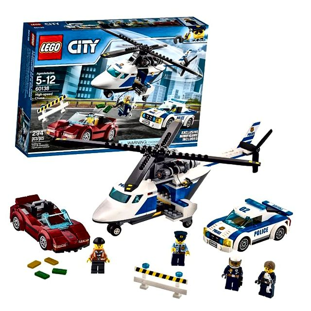 LEGO gradska policija