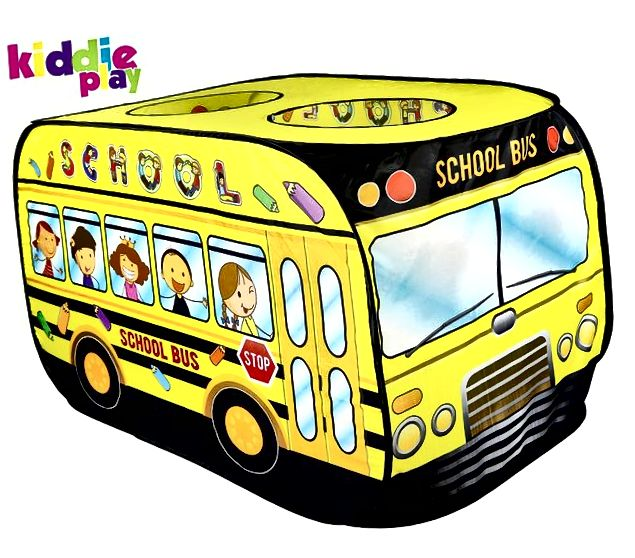 Kiddie Play školski autobus