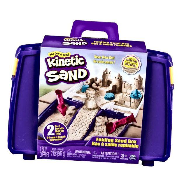 Kinetička kutija s pijeskom