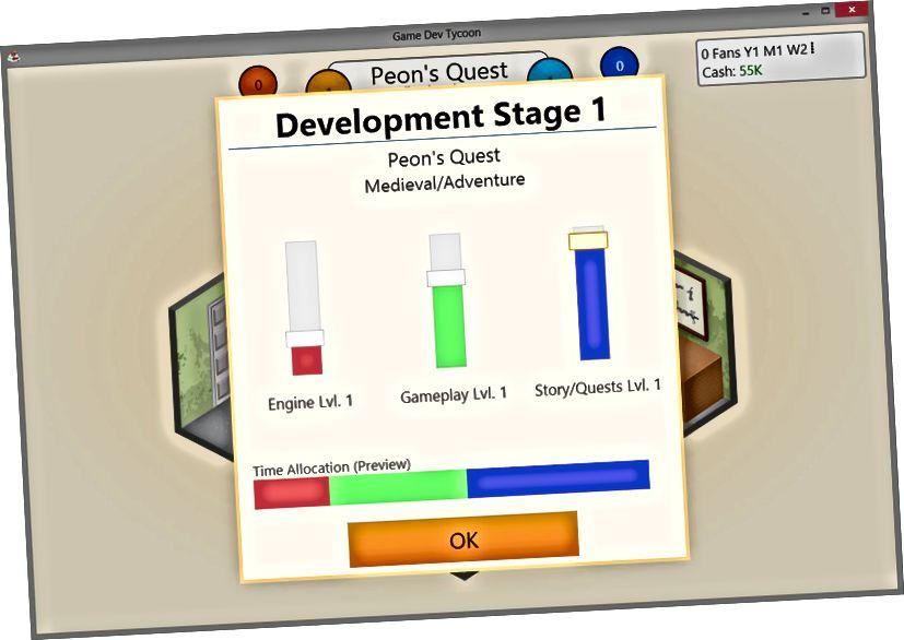 Game Dev Tycoon Pregled