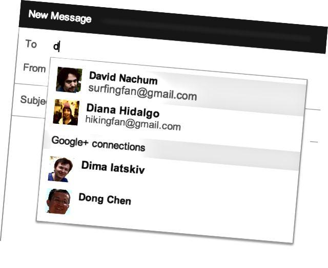 E-kiri Google+ kaudu