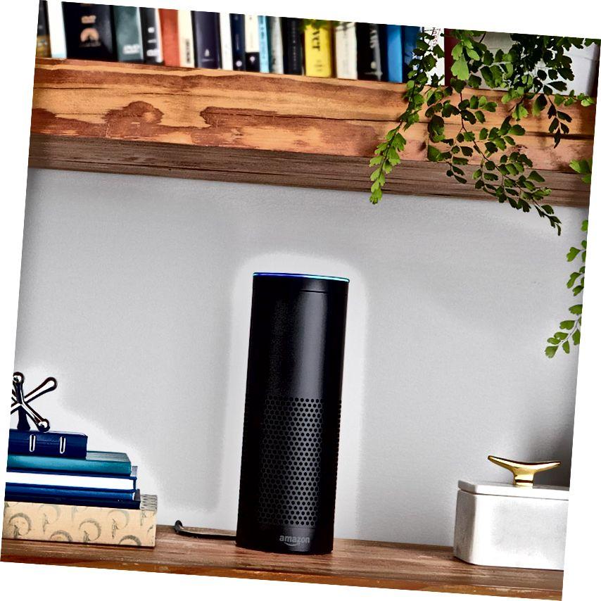 Amazon echo_image ад Amazon