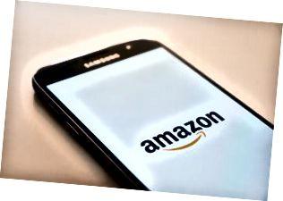 Amazon працягвае выходзіць з мяне