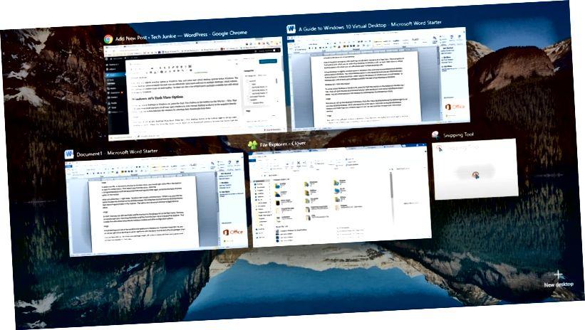 desktop virtual