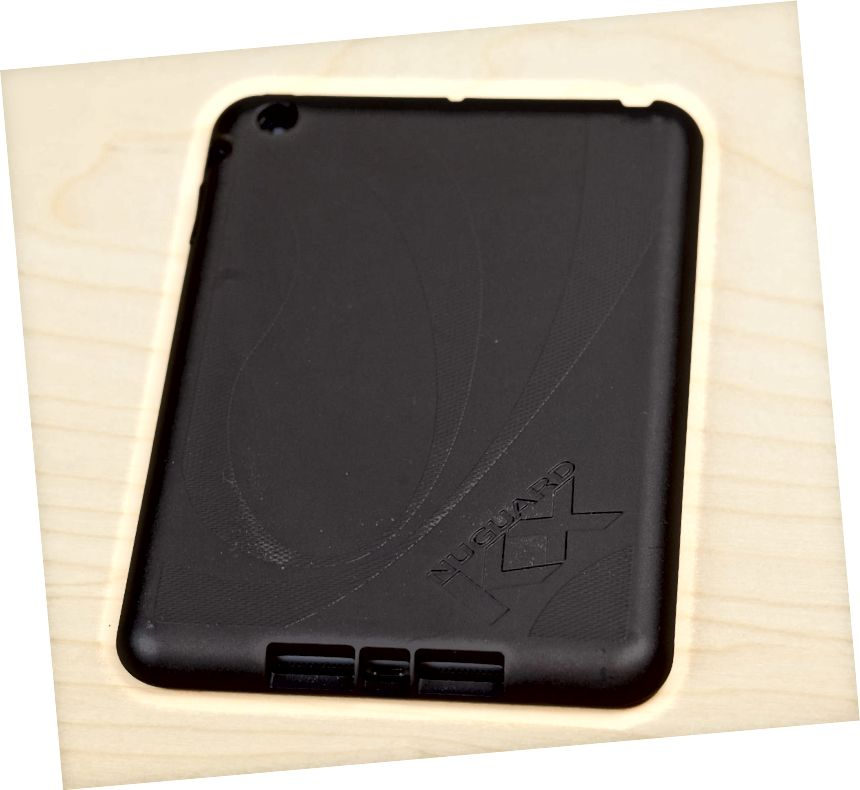 NewerTech NuGuard KX za iPad mini