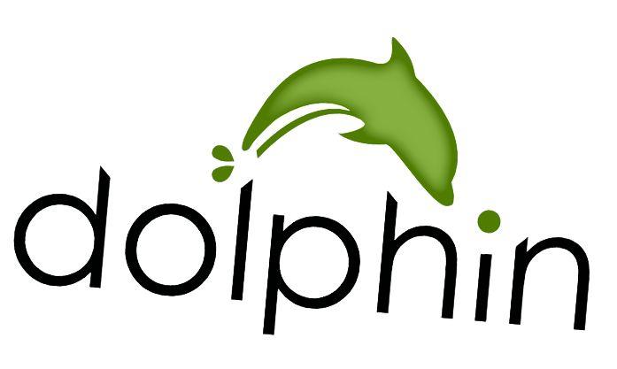 Λογότυπο προγράμματος περιήγησης Dolphin