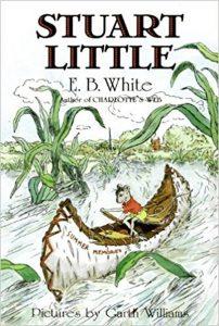 Stuart Little by E. B White (Мяккая вокладка)