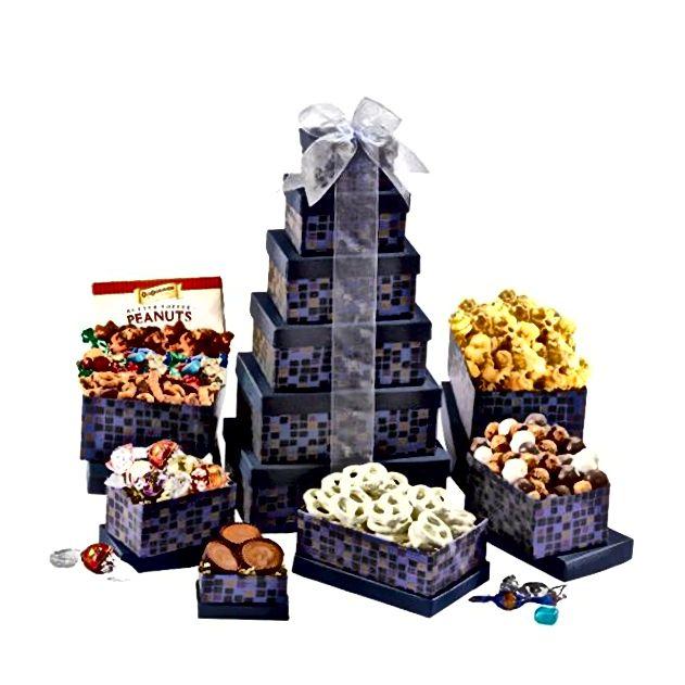 Chokladkorgar fantastiska semestergåvor till pojkvän