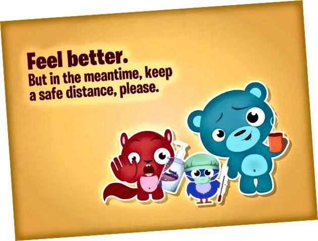 osjećati se bolje