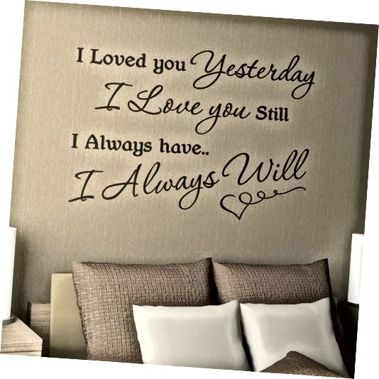 Ich liebe dich gestern