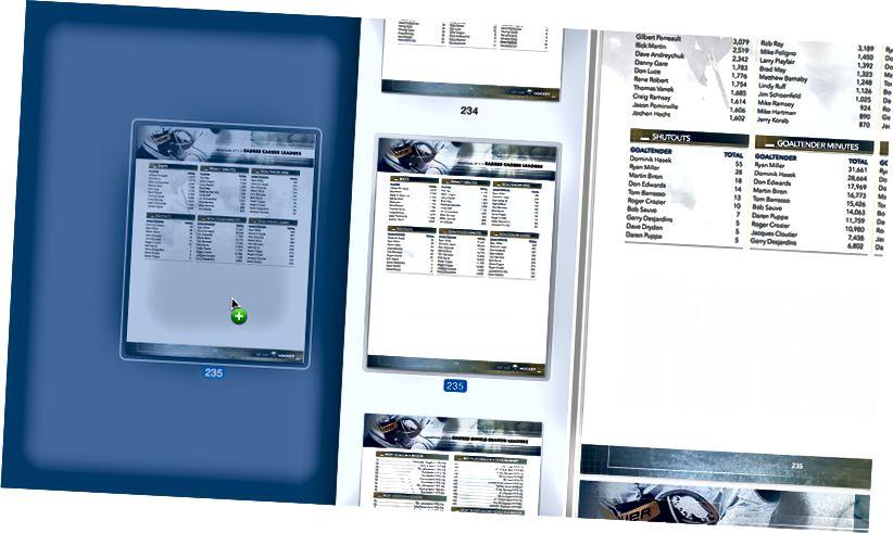 dra side pdf forhåndsvisning mac os x